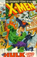 Uncanny X-Men (1963 1st Series) UK Edition 66UK