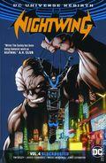 Nightwing TPB (2017-2018 DC Universe Rebirth) 4-1ST