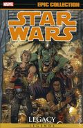 Star Wars Legends: Legacy TPB (2016-2020 Marvel) Epic Collection 2-1ST