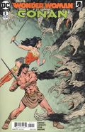 Wonder Woman Conan (2017 DC) 5A