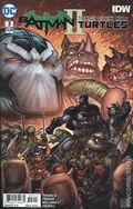 Batman Teenage Mutant Ninja Turtles II (2017 DC) 3A