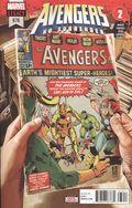 Avengers (2017 7th Series) 676A