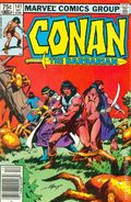 Conan the Barbarian (1970 Marvel) Canadian Price Variant 141