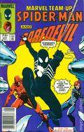 Marvel Team-Up (1972 1st Series) Canadian Price Variant 141