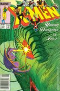 Uncanny X-Men (1963 1st Series) Canadian Price Variant 181