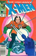 Uncanny X-Men (1963 1st Series) Canadian Price Variant 182