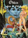 Odkin Son of Odkin HC (1981) Wizard King 1-1ST