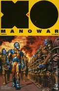 X-O Manowar TPB (2017- Valiant) By Matt Kindt 2-1ST