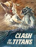 Clash of the Titans SC (1981 Golden Press) Storybook Adaptation 1-1ST