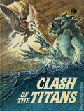 Clash of the Titans HC (1981 Golden Press) Storybook Adaptation 1-1ST