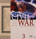 Civil War (2006 Marvel) 3A.DF.SIGNED.A