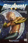 Aquaman TPB (2017- DC Universe Rebirth) 4-1ST