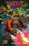 Guardians of the Galaxy The Telltale Series TPB (2018 Marvel) 1-1ST