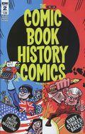 Comic Book History of Comics Comics for All (2017 IDW) 2A