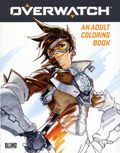 Overwatch An Adult Coloring Book SC (2018 Blizzard) 1-1ST