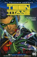 Teen Titans TPB (2017-2018 DC Universe Rebirth) 1-REP