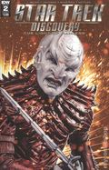Star Trek Discovery The Light of Kahless (2017 IDW) 2A