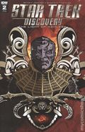 Star Trek Discovery The Light of Kahless (2017 IDW) 2RIA