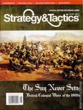 Strategy and Tactics (1967-Present Decision Games) War Game Magazine 274