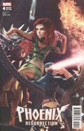 Phoenix Resurrection The Return of Jean Grey (2017 Marvel) 4B