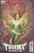 Phoenix Resurrection The Return of Jean Grey (2017 Marvel) 4C