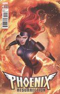Phoenix Resurrection The Return of Jean Grey (2017 Marvel) 4D