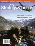 Strategy and Tactics (1967-Present Decision Games) War Game Magazine 276
