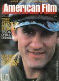 American Film (1977-1992 American Film Institute) Magazine Vol. 9 #1