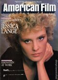American Film (1977-1992 American Film Institute) Magazine Vol. 8 #4