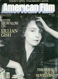 American Film (1977-1992 American Film Institute) Magazine Vol. 9 #5