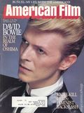 American Film (1977-1992 American Film Institute) Magazine Vol. 8 #10