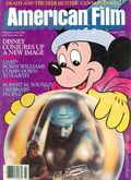 American Film (1977-1992 American Film Institute) Magazine Vol. 7 #9