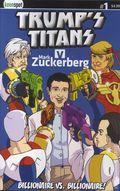 Trump's Titans Vs Mark Zuckerberg (2018) 1A