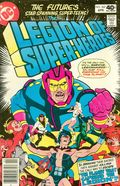 Legion of Super-Heroes (1980 2nd Series) 262