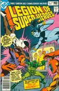 Legion of Super-Heroes (1980 2nd Series) 263