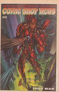 Comic Shop News Newspaper (1987-Present) CSN 478