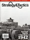 Strategy and Tactics (1967-Present Decision Games) War Game Magazine 271