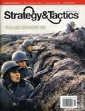 Strategy and Tactics (1967-Present Decision Games) War Game Magazine 269