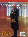 Strategy and Tactics (1967-Present Decision Games) War Game Magazine 267