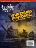 Strategy and Tactics (1967-Present Decision Games) War Game Magazine 263
