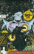 Silver Surfer (1987 2nd Series) 50A.3RD