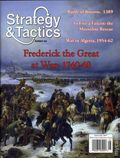 Strategy and Tactics (1967-Present Decision Games) War Game Magazine 262