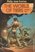 World of Tiers HC (1966 Nelson Doubleday) Book Club Edition 2-1ST