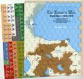 Strategy and Tactics (1967-Present Decision Games) War Game Magazine 261