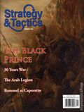 Strategy and Tactics (1967-Present Decision Games) War Game Magazine 260