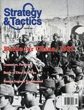 Strategy and Tactics (1967-Present Decision Games) War Game Magazine 259