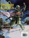 Strategy and Tactics (1967-Present Decision Games) War Game Magazine 257