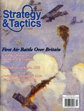 Strategy and Tactics (1967-Present Decision Games) War Game Magazine 255