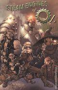Steam Engines of Oz TPB (2013-2014 Arcana Studios) 1-1ST