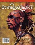 Strategy and Tactics (1967-Present Decision Games) War Game Magazine 277